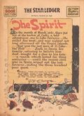 Spirit Weekly Newspaper Comic (1940-1952) Mar 22 1942
