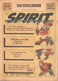 Spirit Weekly Newspaper Comic (1940-1952) Mar 29 1942