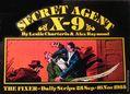 Secret Agent X-9: The Fixer(1980 Pacific Comics Club) 1