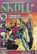 Skull Comics (1970 Rip Off Press/Last Gasp) #2, 4th Printing