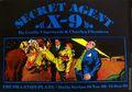 Secret Agent X-9: The Phantom Plane (1980 Pacific Comics Club) 1