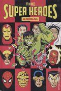 Marvel Superheroes Annual HC (1974-1992 Grandreams) UK 1991