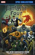 Fantastic Four The New Fantastic Four TPB (2018 Marvel) Epic Collection 1-1ST