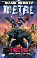 Dark Nights Metal The Resistance TPB (2018 DC) 1-1ST