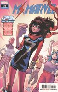 Ms. Marvel (2015 4th Series) 31A