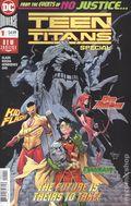 Teen Titans Special (2018 DC) 1A