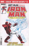 True Believers Ant-Man Presents Iron Man Ghost and the Machine (2018) 1