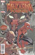 Wakanda Forever Amazing Spider-Man (2018) 1A