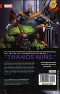 Thanos Wins TPB (2018 Marvel) 1B-1ST