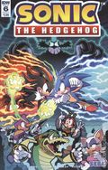 Sonic The Hedgehog (2018 IDW) 6A
