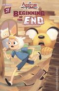 Adventure Time Beginning of the End (2018 Boom) 2