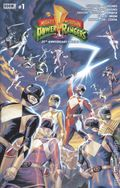 Mighty Morphin Power Rangers Anniversary Special (2018 Boom) 1A