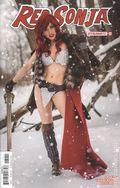 Red Sonja (2016) Volume 4 17D