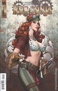 Legenderry Red Sonja (2018 Dynamite) 5A