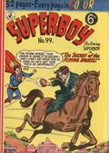 Superboy (Australian Series 1949-1979 1st Series K.G. Murray) 99