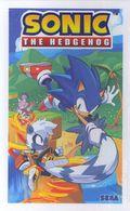 Sonic The Hedgehog (2018 IDW) Variant Box Set SET#1