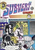 Subvert Comics (1970) #1, 1st Printing