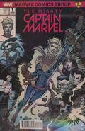 Mighty Captain Marvel (2016 Marvel) 1E