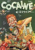 Cocaine Comix (1975) #4, 1st Printing