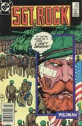 Sgt. Rock (1977) Canadian Price Variant 402
