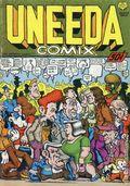 Uneeda Comix (1970 Print Mint) #1, 1st Printing