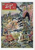 Zap Comix (1968 Apex Novelties) #9, 1st Printing