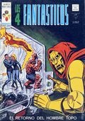 Los 4 Fantasticos (Spanish 1977-1980 Mundi Comics/Ediciones Vertice - 3rd Series) Fantastic Four Vol. 3 #11