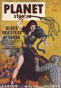 Planet Stories (1939-1955 Fiction House) Pulp Vol. 3 #9