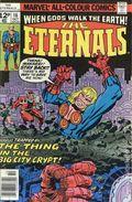 Eternals (1976) UK Edition 16UK
