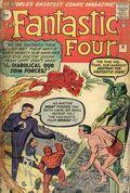 Fantastic Four (1961 1st Series) UK Edition 6UK