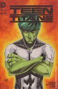 Teen Titans (2014 5th Series) 8CSKETCH
