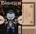 Punisher (2014 10th Series) 1D.DF.SIGNED