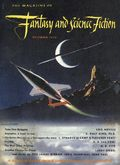 Fantasy and Science Fiction (1949-Present Mercury Publications) Pulp Vol. 1 #5