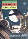 Fantasy and Science Fiction (1949-Present Mercury Publications) Pulp Vol. 3 #6