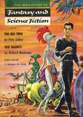 Fantasy and Science Fiction (1949-Present Mercury Publications) Pulp Vol. 13 #4