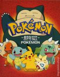 Pokemon The Big Book of Small to Tall Pokemon HC (2018 Golden Books) 1-1ST