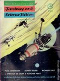Magazine of Fantasy and Science Fiction (1949-Present Mercury Publications) Vol. 5 #3