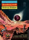 Magazine of Fantasy and Science Fiction (1949-Present Mercury Publications) Vol. 5 #5