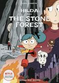 Hilda and the Stone Forest GN (2018 Nobrow Press) 1-1ST