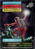 Fantasy and Science Fiction (1949-Present Mercury Publications) Pulp Vol. 5 #6