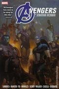 Avengers Omnibus HC (2017 Marvel) By Jonathan Hickman 2-1ST