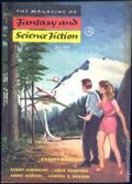 Fantasy and Science Fiction (1949-Present Mercury Publications) Pulp Vol. 6 #6