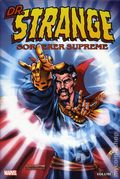 Doctor Strange Sorcerer Supreme Omnibus HC (2017 Marvel) 2-1ST