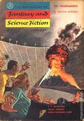 Fantasy and Science Fiction (1949-Present Mercury Publications) Pulp Vol. 8 #1