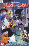 Donald and Mickey Quarterly Treasure Menace In Venice (2018 IDW) 1A