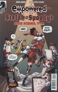 Empowered and Sistah Spooky`s High School Hell (2017 Dark Horse) 5