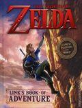 Legend of Zelda Link's Book of Adventure HC (2018 Random House) 1-1ST