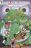 Ghostbusters Crossing Over (2018 IDW) 4RI