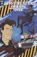 Ghostbusters Crossing Over (2018 IDW) 4A