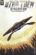 Star Trek Discovery Succession (2018 IDW) 3RIB